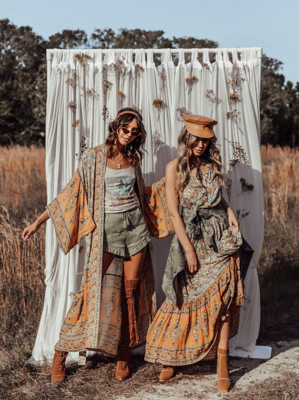 The 13 best boho brands from Australia you just have to discover now!