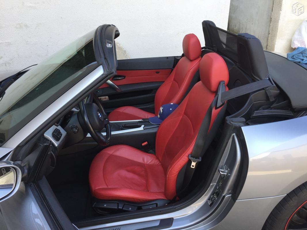 Surprising Bmw Z4 Roadster E85 2 5L Bva Phase 2 Voitures Seine Et Marne Short Links Chair Design For Home Short Linksinfo