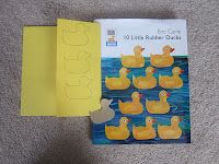 10 rubber ducks and lots of crafty ideas!