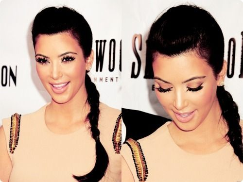 I LOVE this hairstyle! I want to do this!