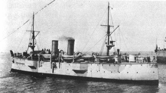 Crucero Rio de la Plata