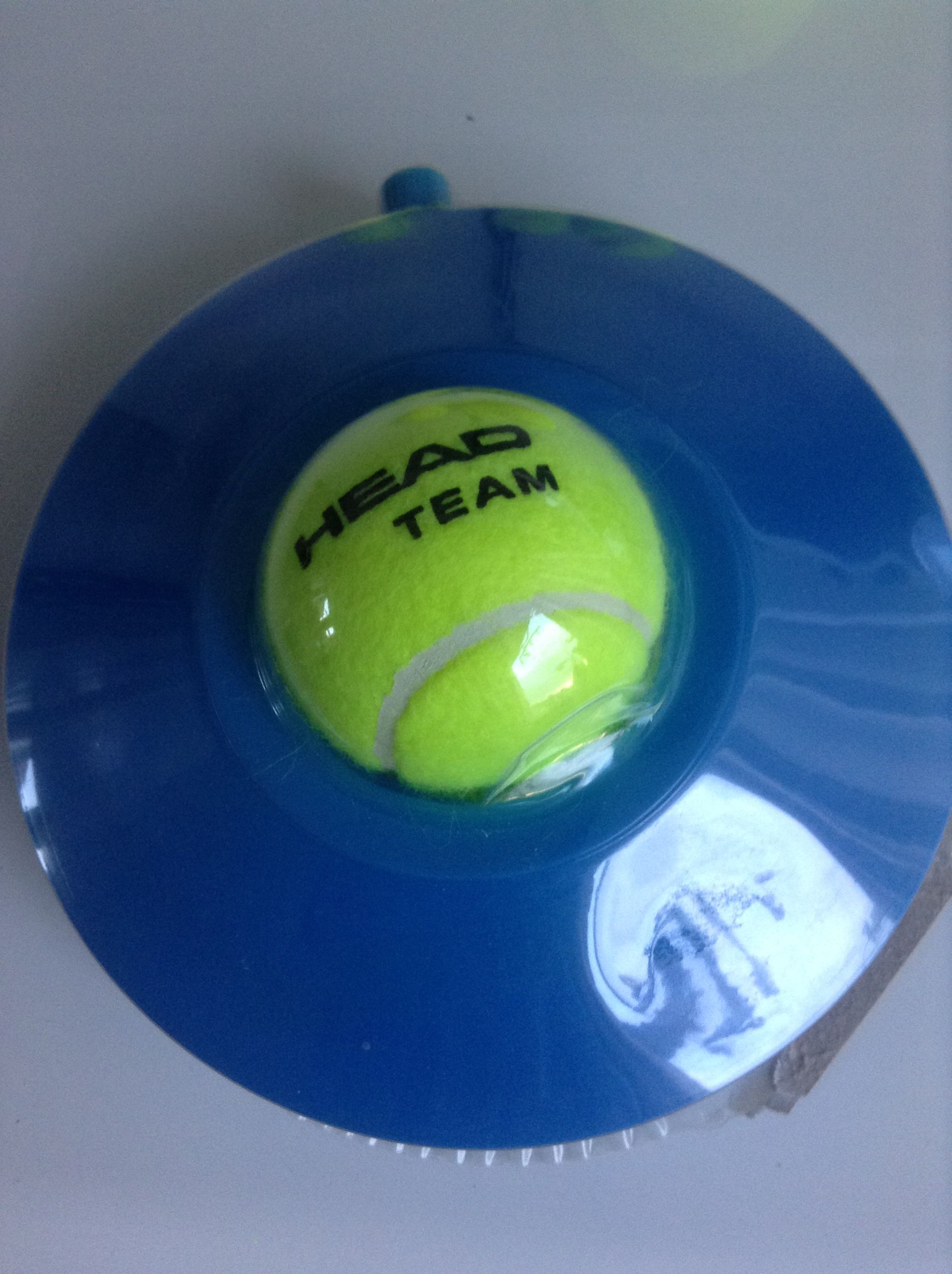 Tennis Trainer  www.solotennis.co.uk