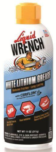 Liquid Wrench L616-12PK White Lithium Grease – 10 25 oz