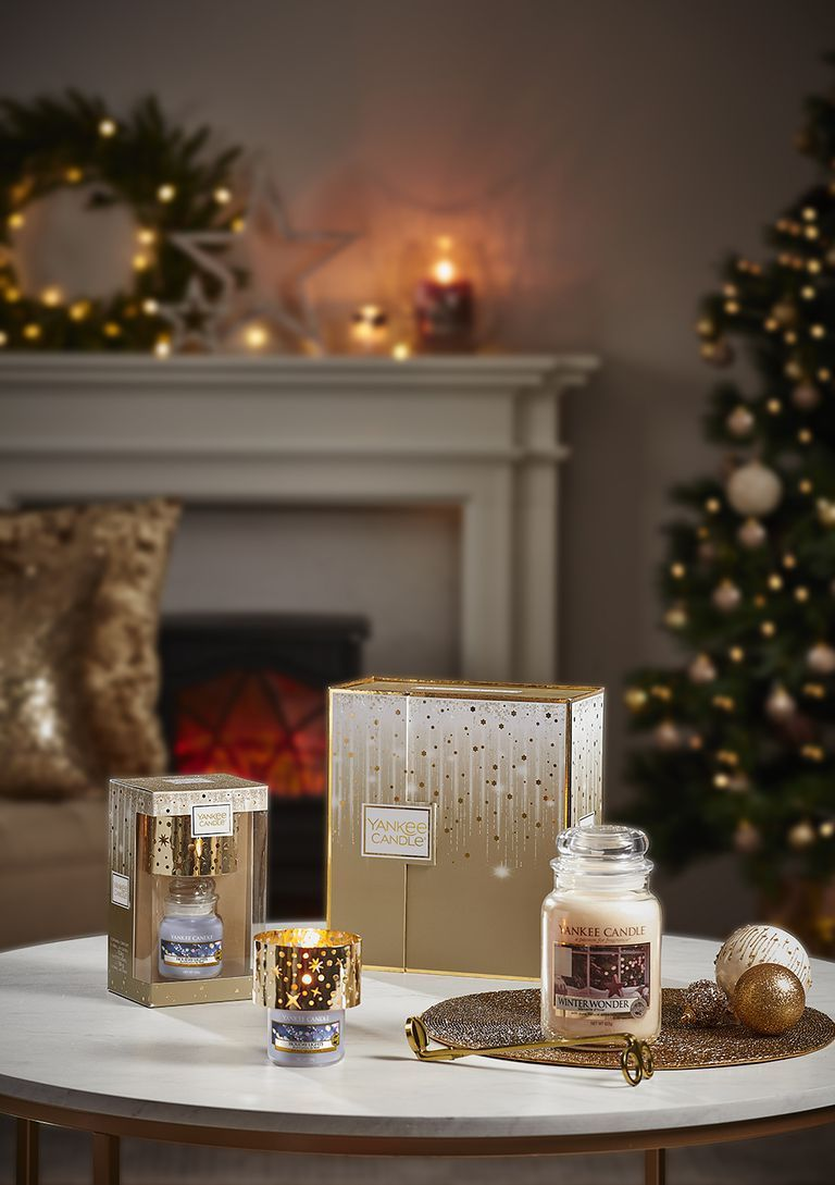 The Yankee Candle Advent Calendars Are Now Available To Buy