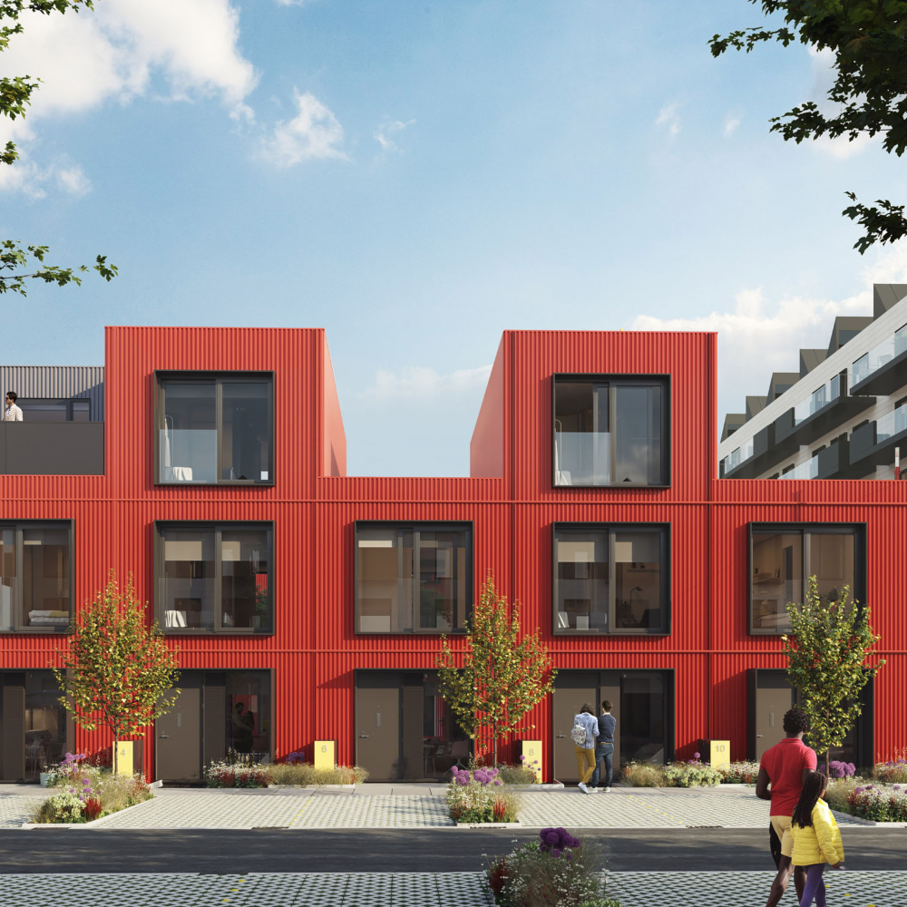 House by Urban Splash approaches housebuilding like product design