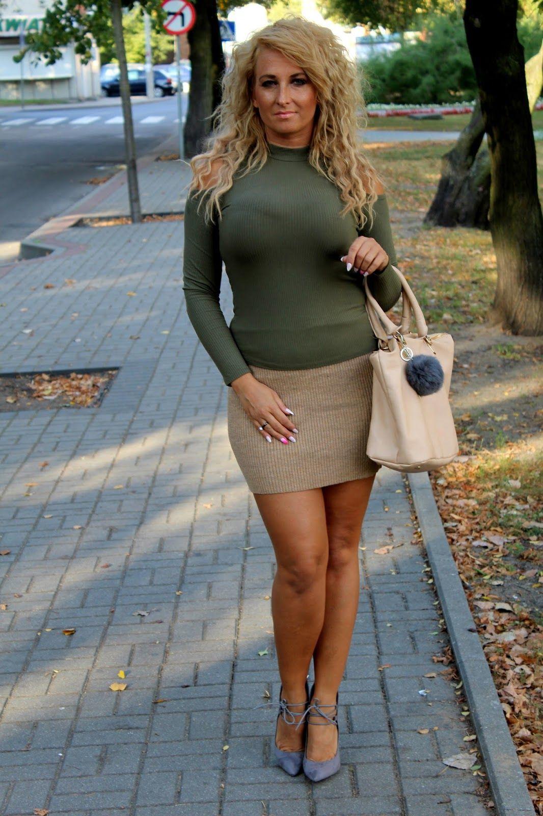 Pin by Bomber64 on Frauen, gut gekleidet   Pinterest   Curvy