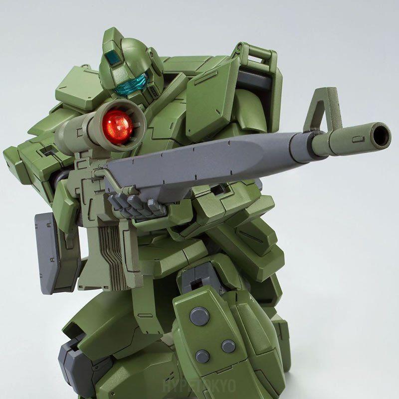 GM Sniper GUNPLA MG Master Grade Gundam 1//100 BANDAI RGM-79 G