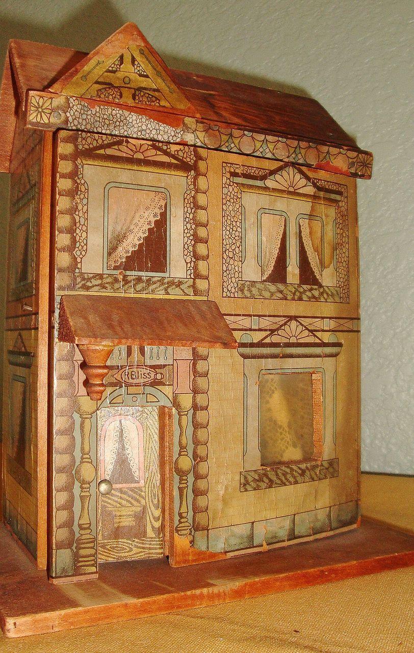 Antique Bliss Dollhouse