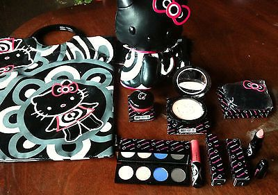 Mac #cosmetics #hello #kitty set rare from 2009,  View more on the LINK: 	http://www.zeppy.io/product/gb/2/272049831683/