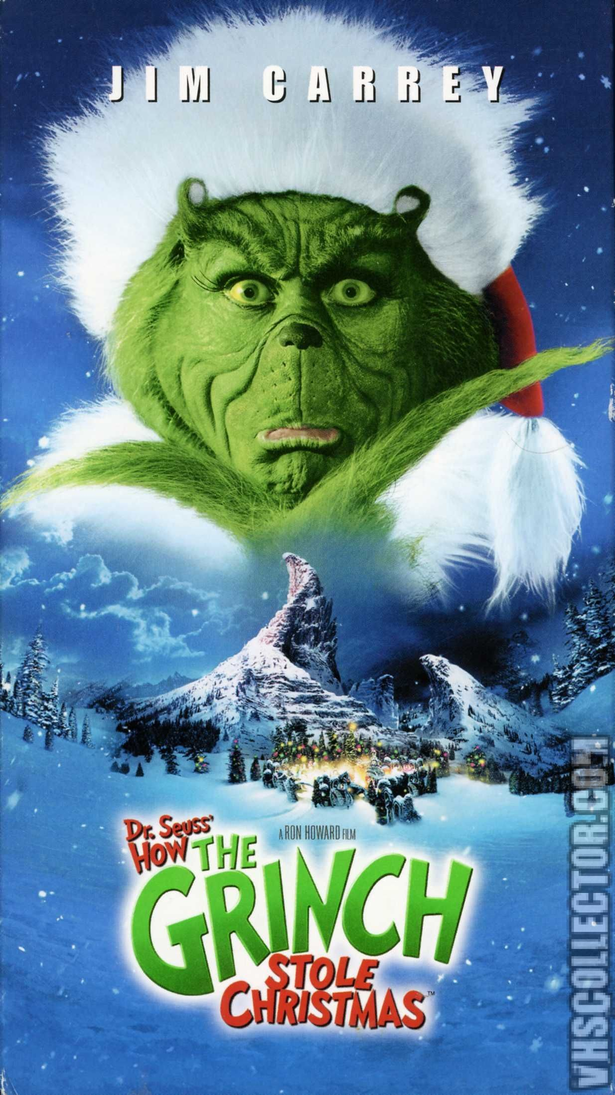 25 75 27x40 original 2 sided posterhow the grinch stole christmas - How The Grinch Stole Christmas Movie Online