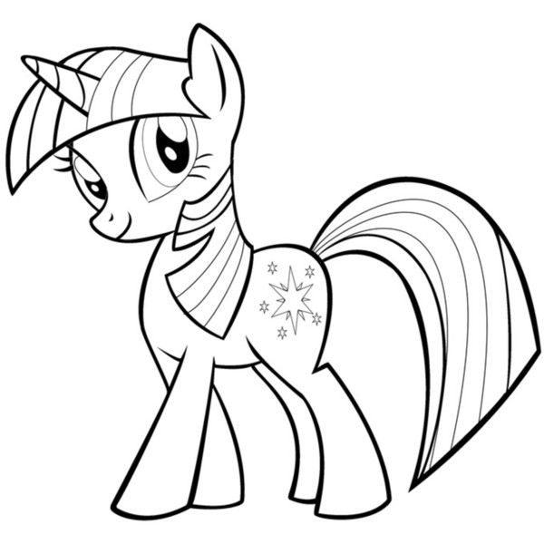 Designer Clothes Shoes Bags For Women Ssense My Little Pony Coloring My Little Pony Twilight Pony Drawing