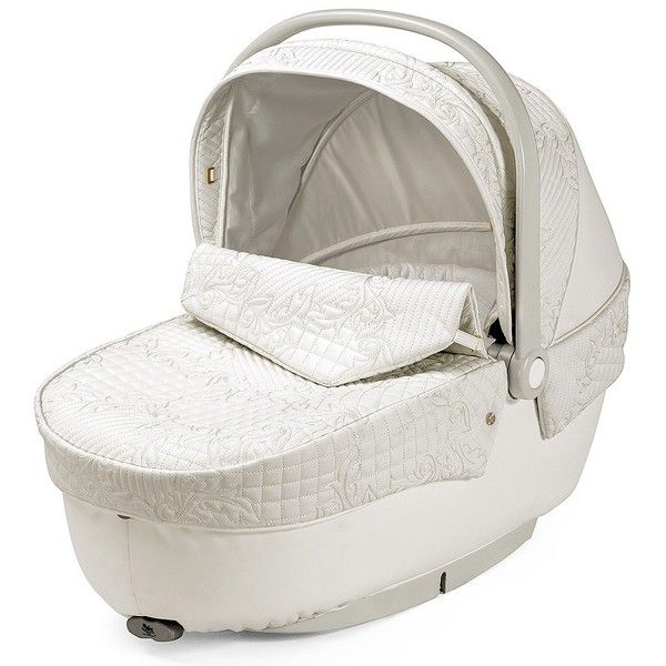 ee06014554c4 The stroller from Young Versace is the most luxurious and practical  imaginable. An elegant stroller and a complete system with pram, seat unit,  and ch
