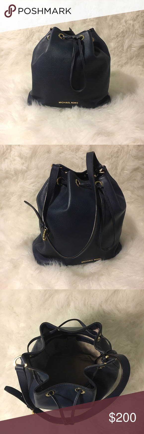 NWT Michael Kors Jules handbag Purchased last year and never used it. I styled it in one picture for one blog post and it went on my shelf. $200 or send me your best offer! 🎀 Michael Kors Bags