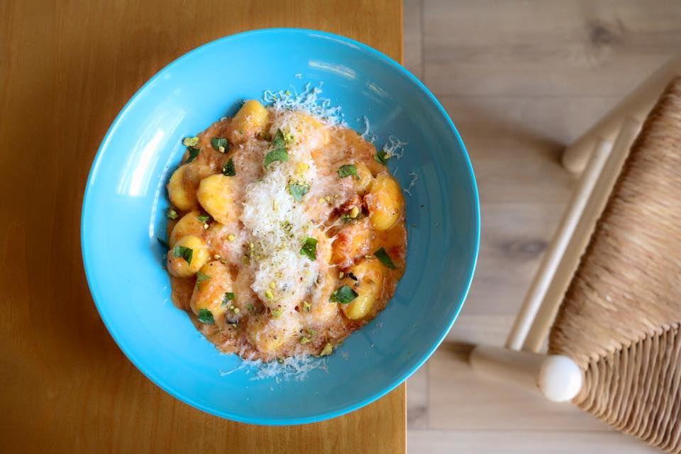 Gnnochi, el plato tradicional de los días 29 de cada mes