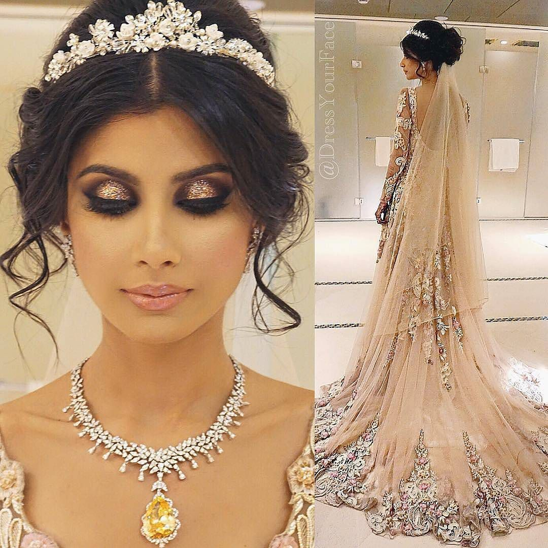 We wedding headpiece jewellery -  Pastel Princess We Did 10 Total Looks Together In The Past 5 Days And This Winter Wedding Reception Look Was One Of Our Favorites We Had Already Done