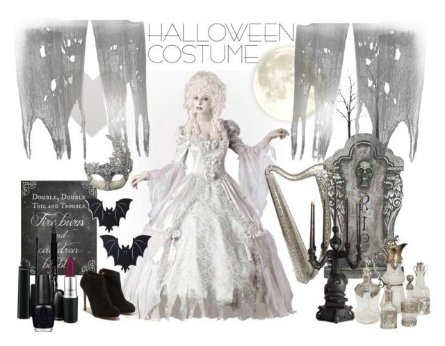 """""""Halloween Costume"""" by sweetflowershine ❤ liked on Polyvore"""