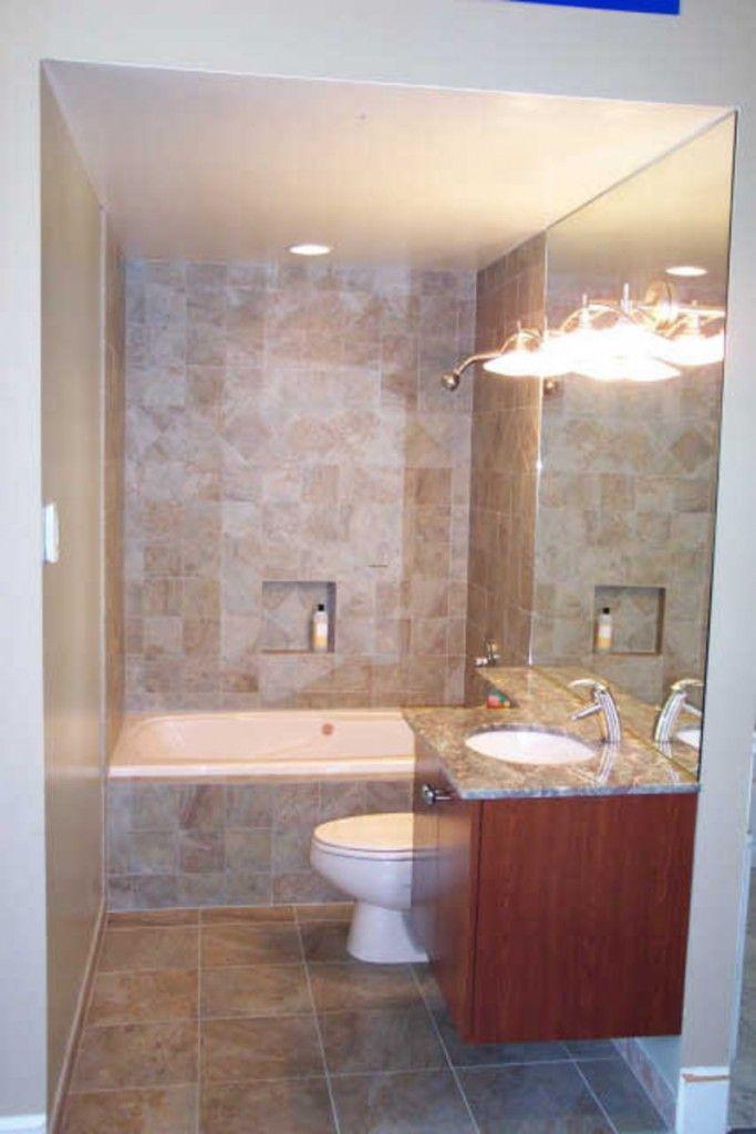 Small Bathroom Designs With Tub Google Search Decor Pinterest