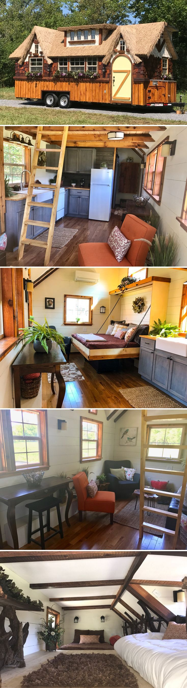 Highland by Incredible Tiny Homes #tinyhomes