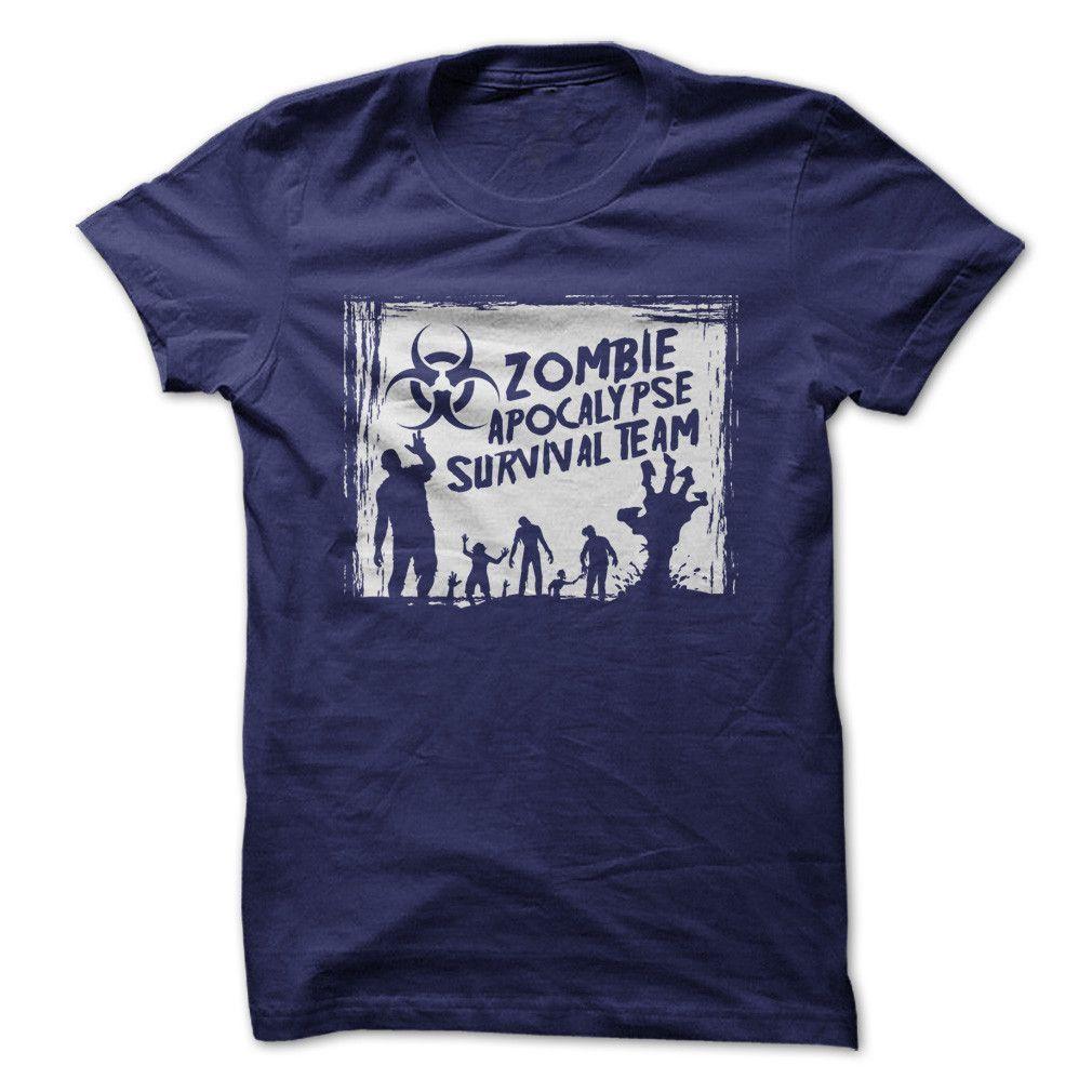 Zombie Apocalypse Survival Team