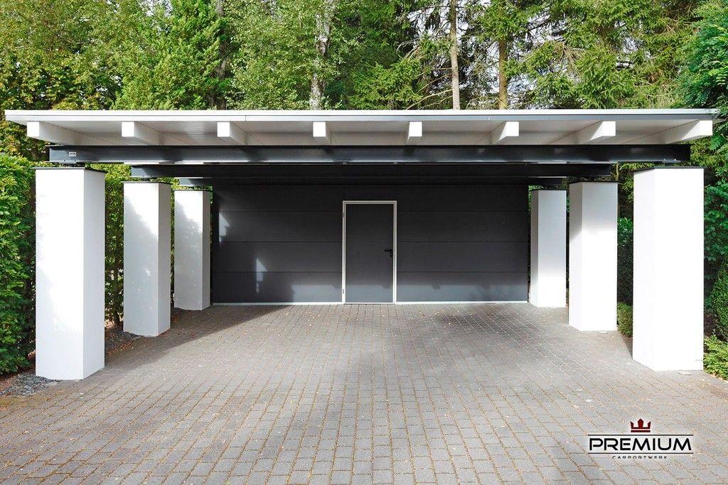 Meincarport De Carports Bauhaus Stahl Carport Carport Garage My Dream Home