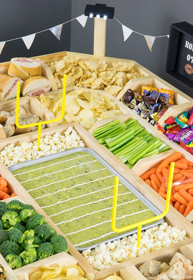 How to Make an Epic Reusable Wooden Snack Stadium