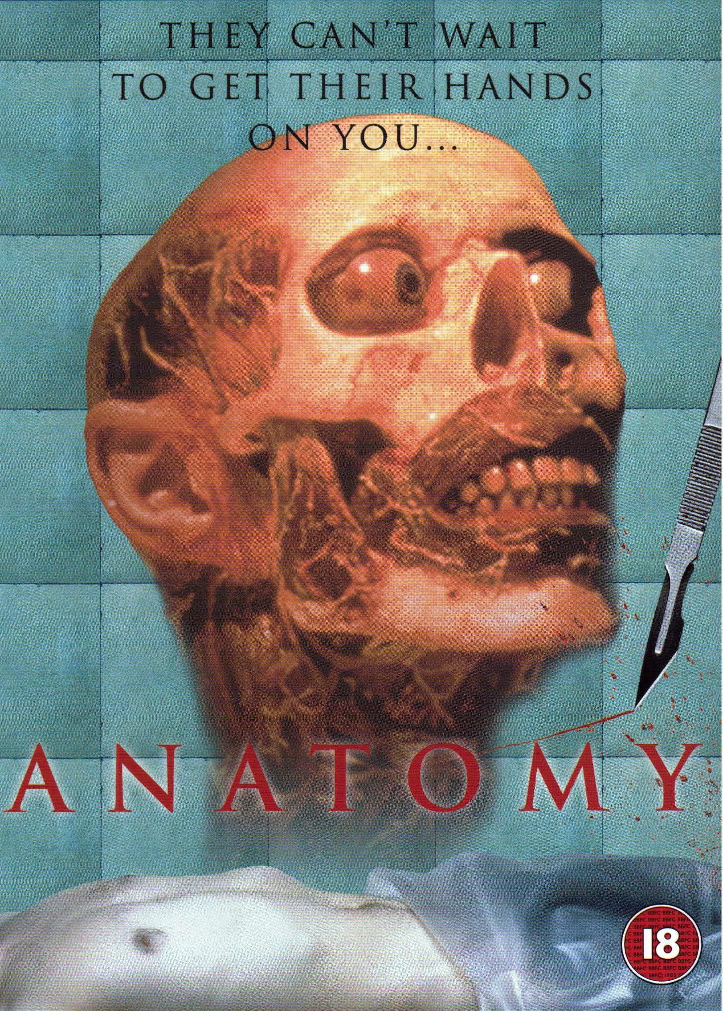 Anatomy (2000) Review, rating and Trailer Anatomie