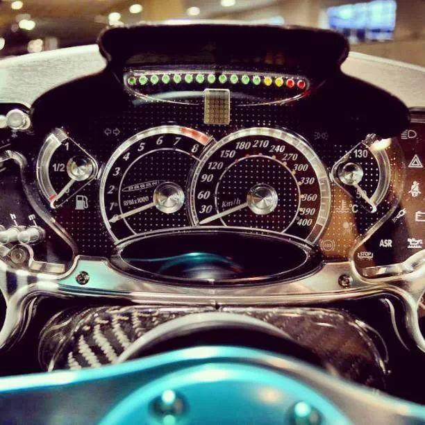 Pagani #Zonda #Dashboard   #Hypercars & #Supercar   Pinterest ...