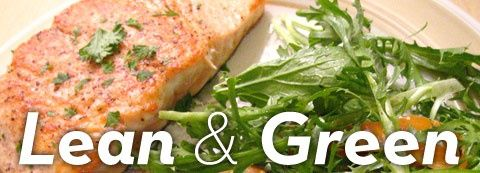 Lean  Green recipes for Take Shape for Life yum