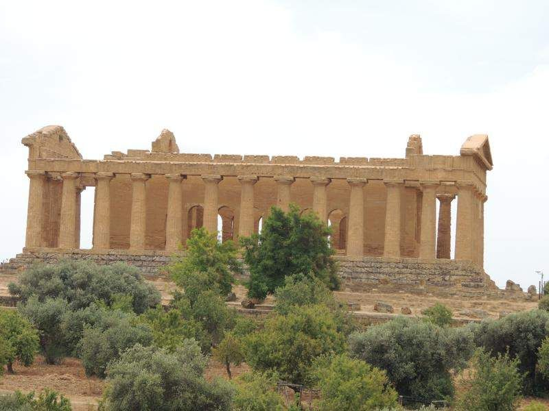 Ali Webb column: Magical temple tour in Agrigento