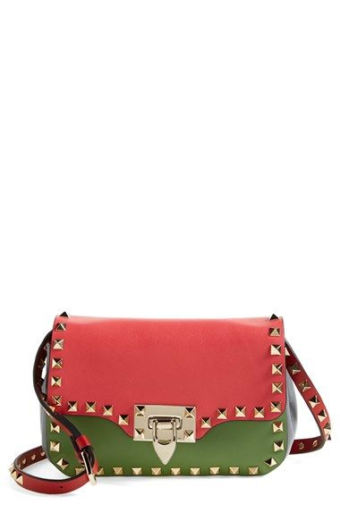 004cf6a34ff56 Valentino 'Mini Rockstud' Crossbody Bag available at #Nordstrom ...