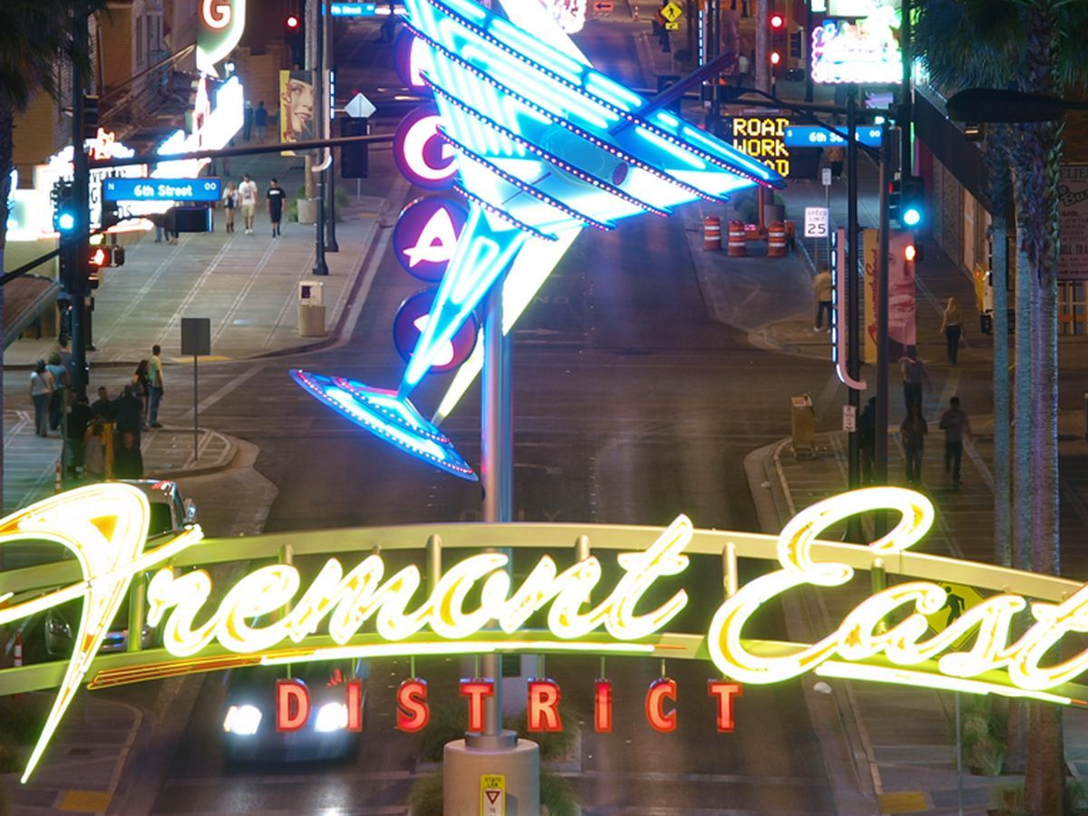 Your Guide to The Restaurants in Downtown Las Vegas Fremont East