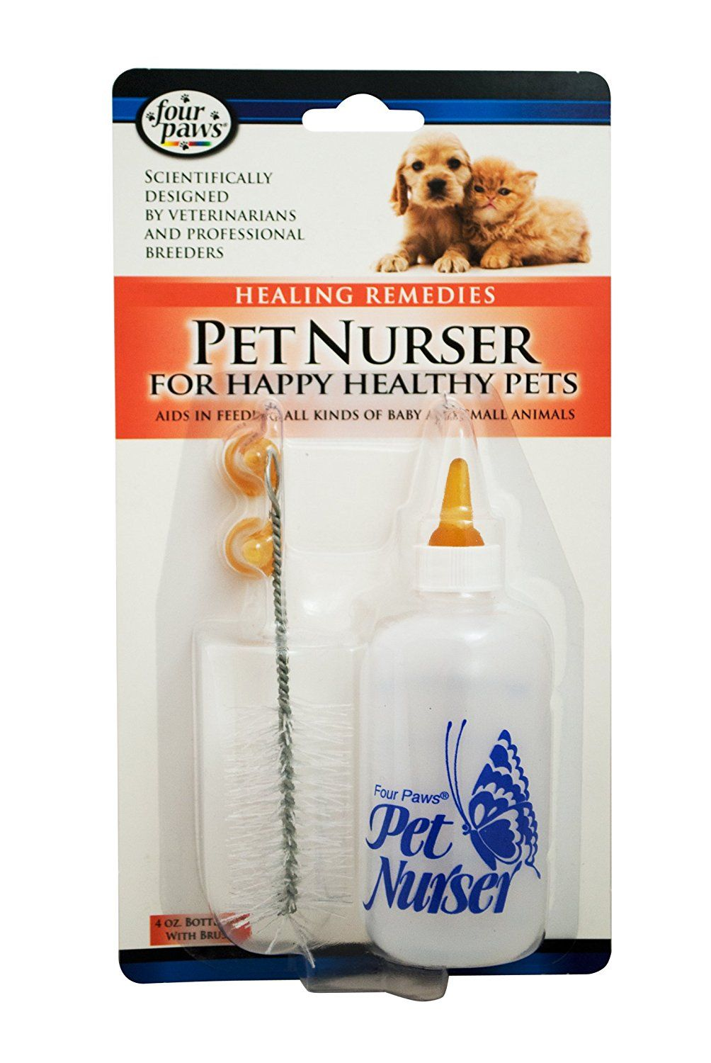 Four Paws Cat Nursing Bottle Kit Special Product Just For You See It Now This Is An Amazon Affiliate Link I May Earn Comm Cat Health Kitten Health Pets