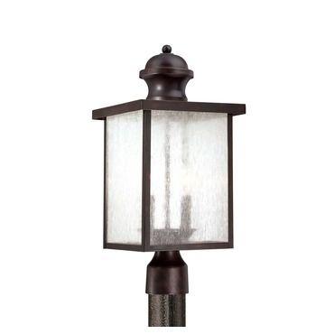 Newberry Exterior Post Light | Savoy House at Lightology