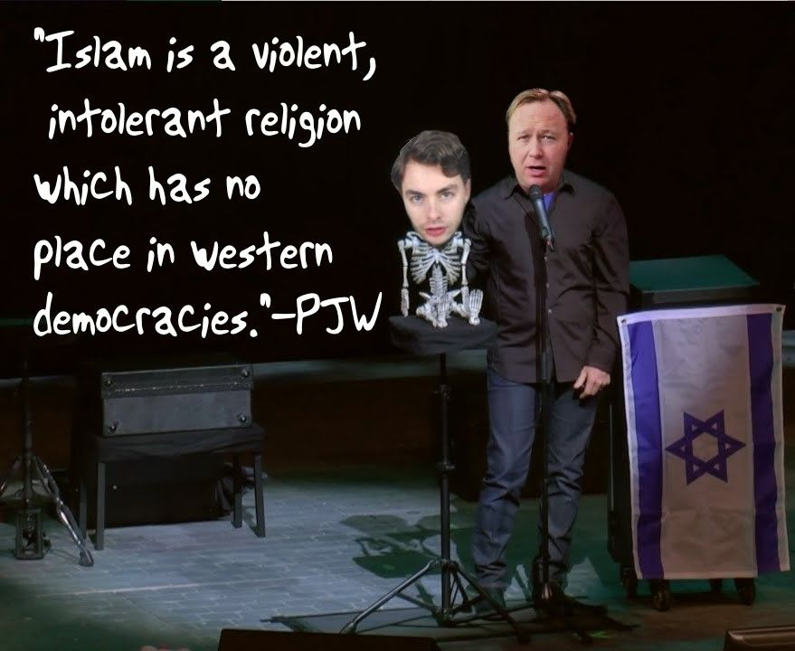 I never liked Paul Joseph Watson of InfoWars in the least because he came across…