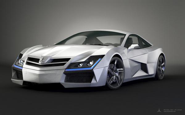 Concept Design Car # 03