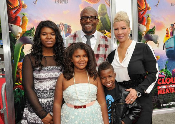 Terry Crews His Wife And Children Terry Crews Terry Family Love