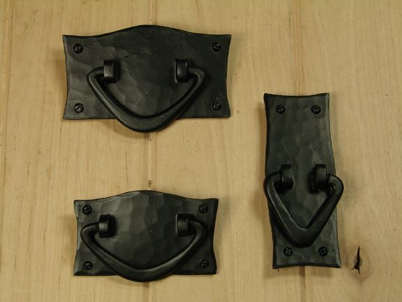 Black Rustic Kitchen Cabinets Old World Style Cabinet And Drawer Pulls