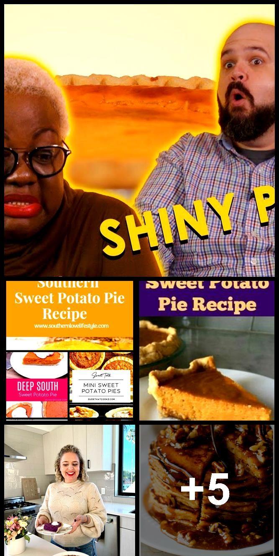 Deep South Sweet Potato Pies Recipe Deep South Sweet Potato Pies Recipe,