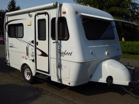 2006 17 5 Cb Bigfoot Trailer Travel Trailers Campers