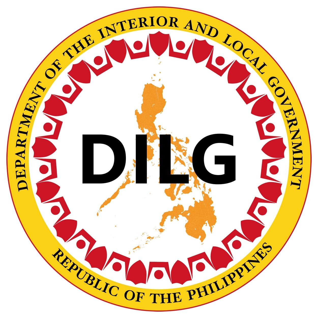 Dilg Logo Department Of The Interior And Local Government