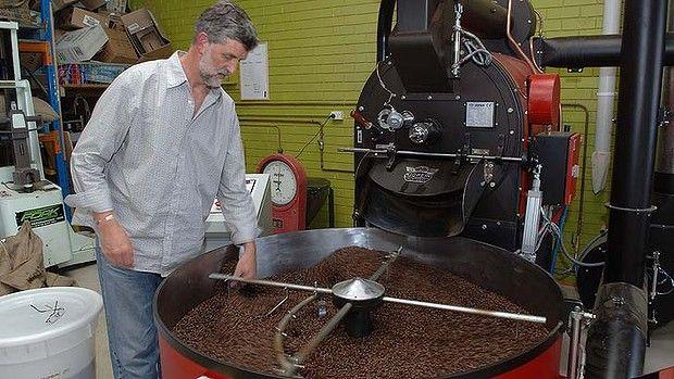 Naked Beans Roaster '30 Kg Joper'