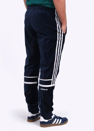 e221391ecb30 Adidas Originals Apparel CLR84 Track Pants - Navy Blue   White ...