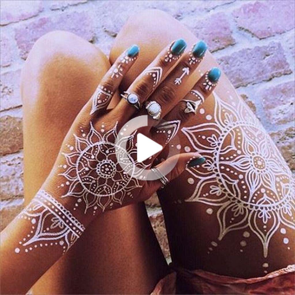 36 Beautiful Henna T