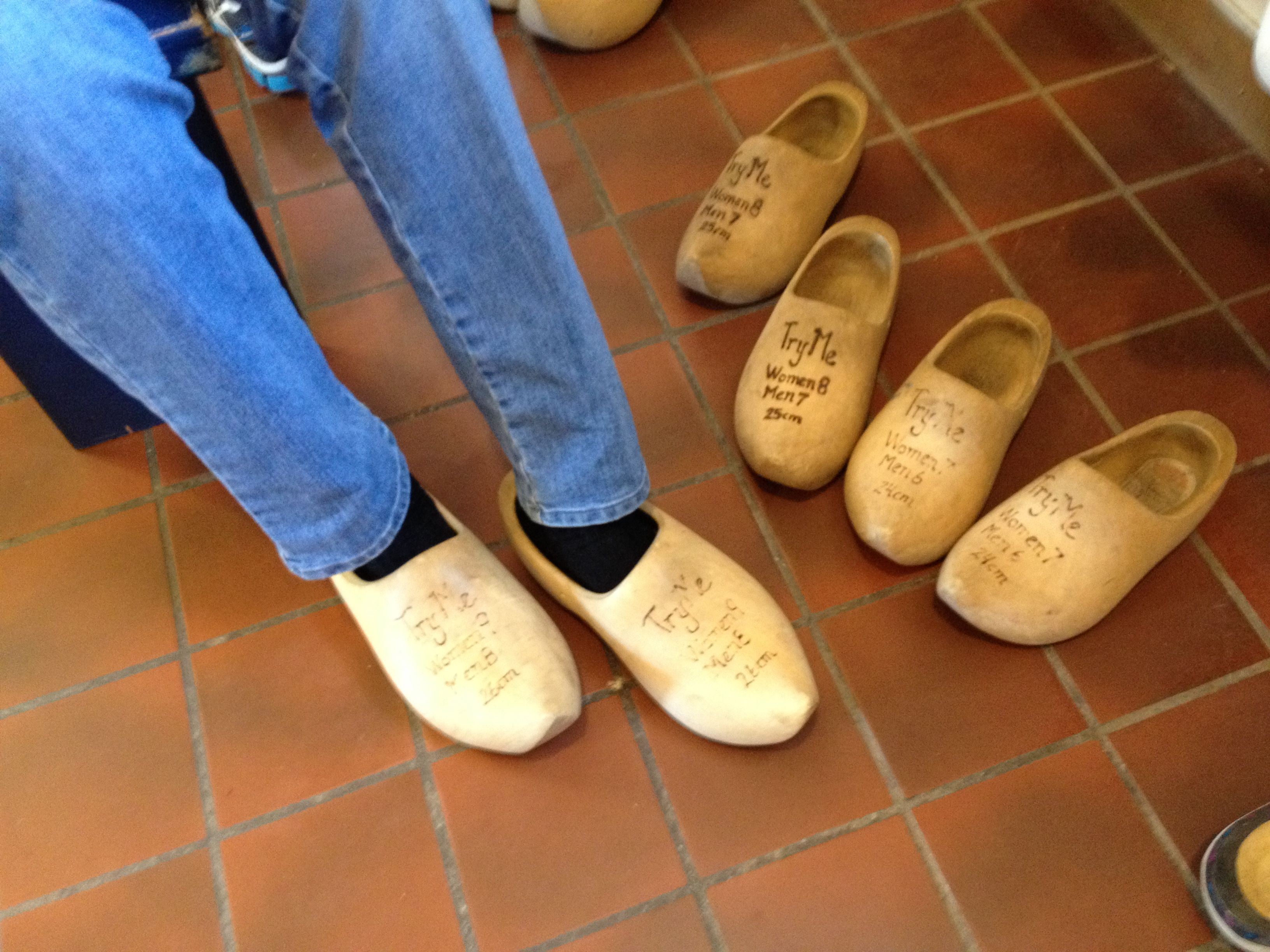 Getting The Right Fit For Wooden Shoes Holland Mi Holland