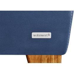 Photo of Wohnwert Ecksofa Indra – blau – 81 cm – Polstermöbel > Sofas > Ecksofas Wohnwert