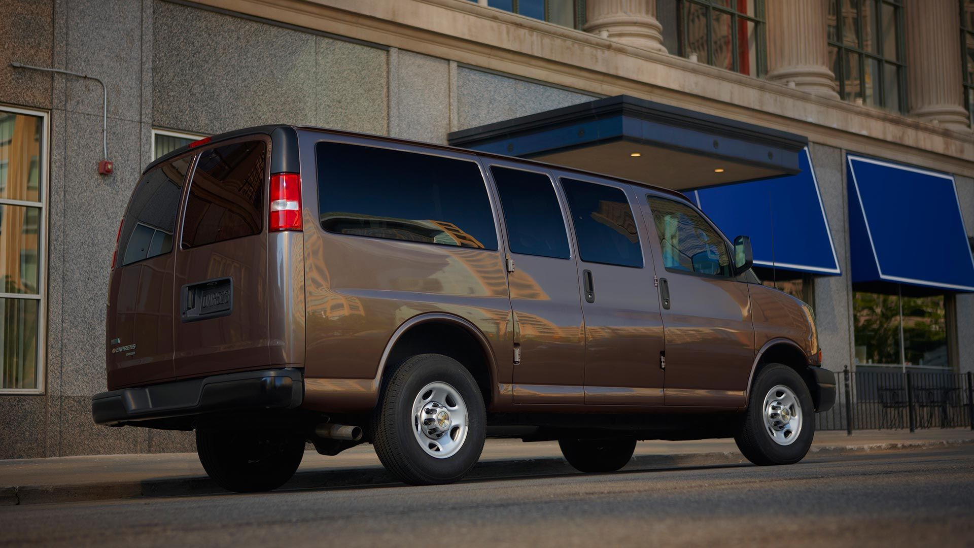 I want to paint our van this color chevy express 3500 passenger van in graystone metallic