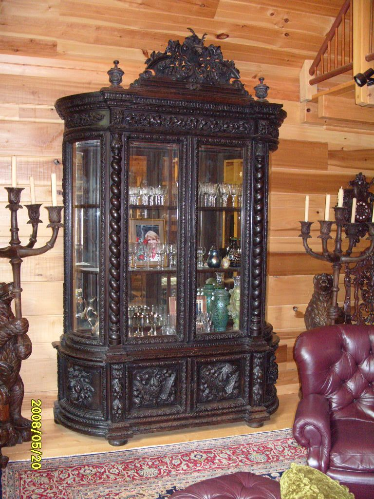 Black Forest Curio Doesn T This Just Scream Me Antique