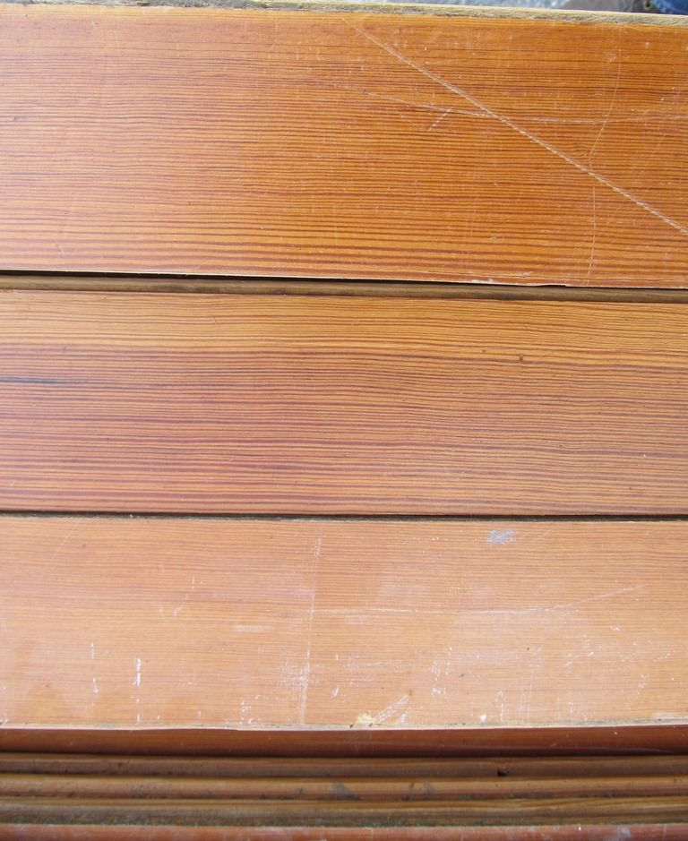 "Vertical Grain Heart Pine Flooring 3 1/4"" width Lengths to"