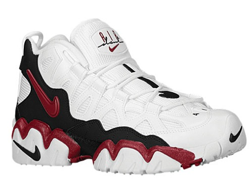 new styles 34e89 9e22b Nike Air Slant Mid White Black Red Available Now
