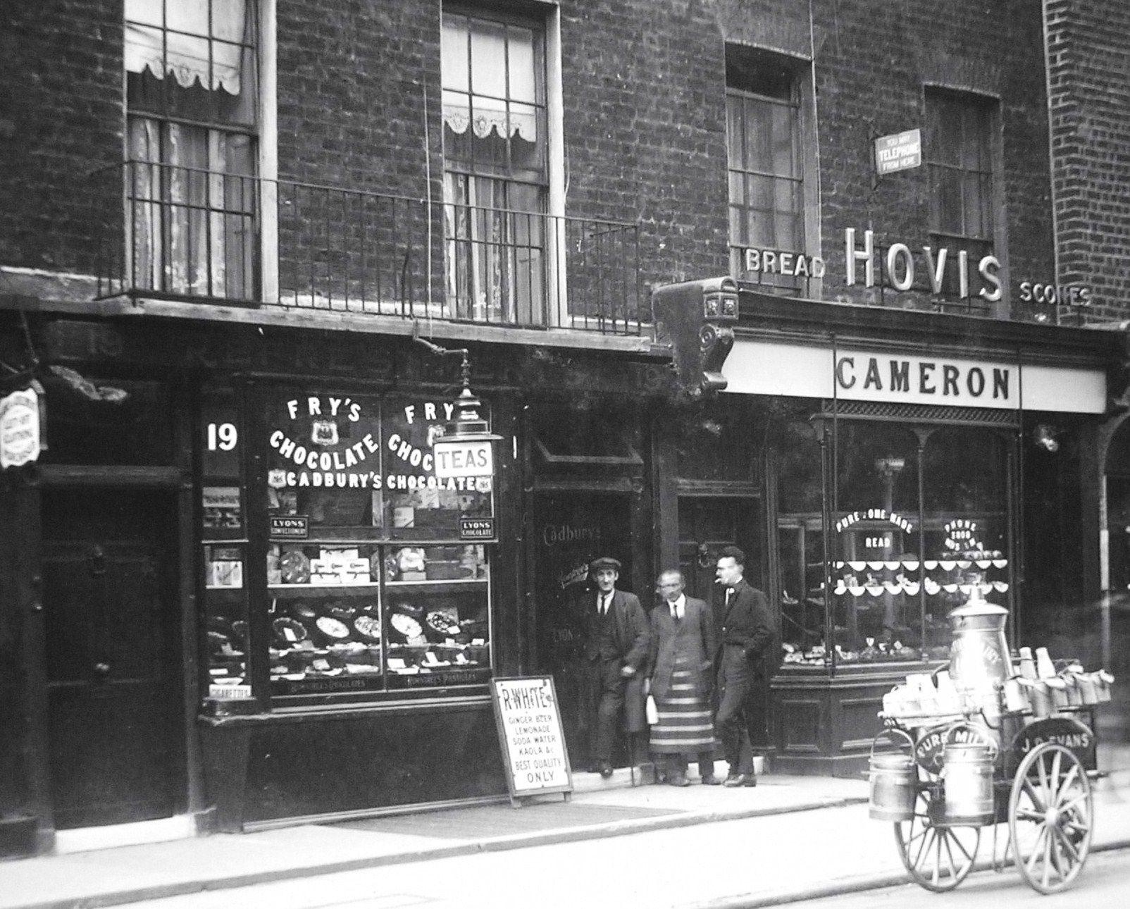 Maidenhead Shoe Shops